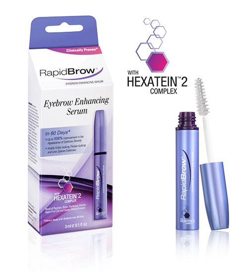 Сыворотка для бровей RapidLash Rapid Brow Hexatein 2 Eyebrow Enhancing Serum