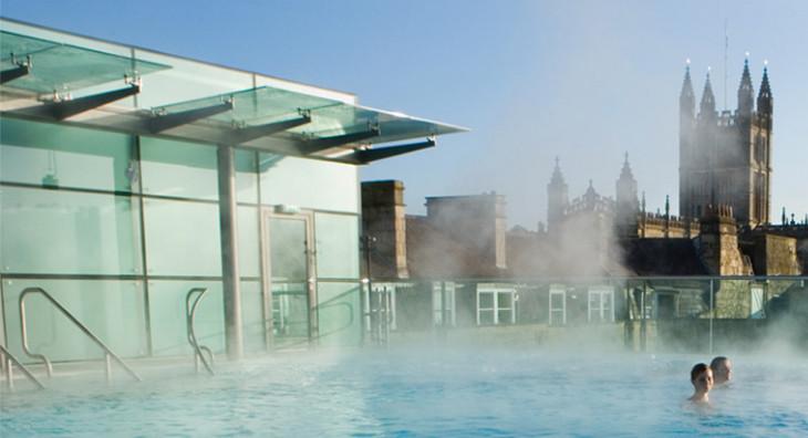 Thermae Bath Spa - лучшие спа-курорты