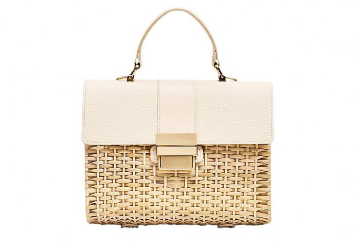 59adc1b56e6a Плетеные сумки разных форм и размеров: тренд лета 2017 года на ...