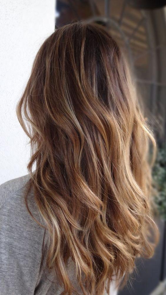 шатуш окрашивание для волос