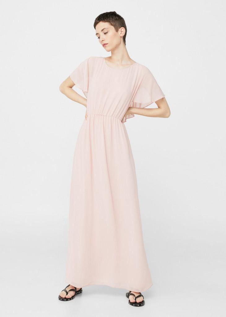 летние коктейльные платья