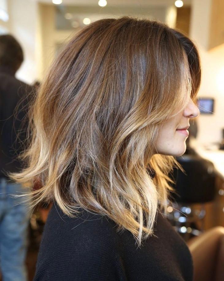Контуринг волос - тренд этого лета