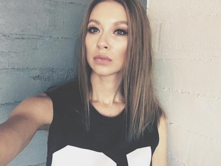 Полина Логунова 2017