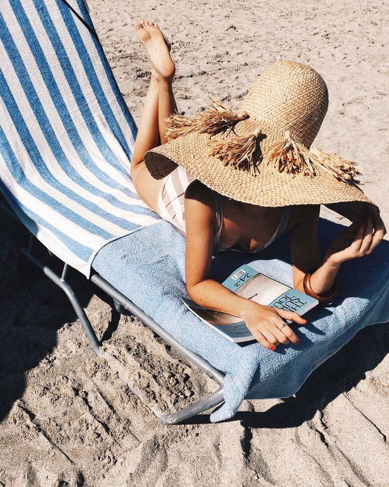 пляжный образ
