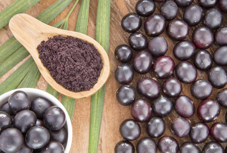 польза ягод асаи