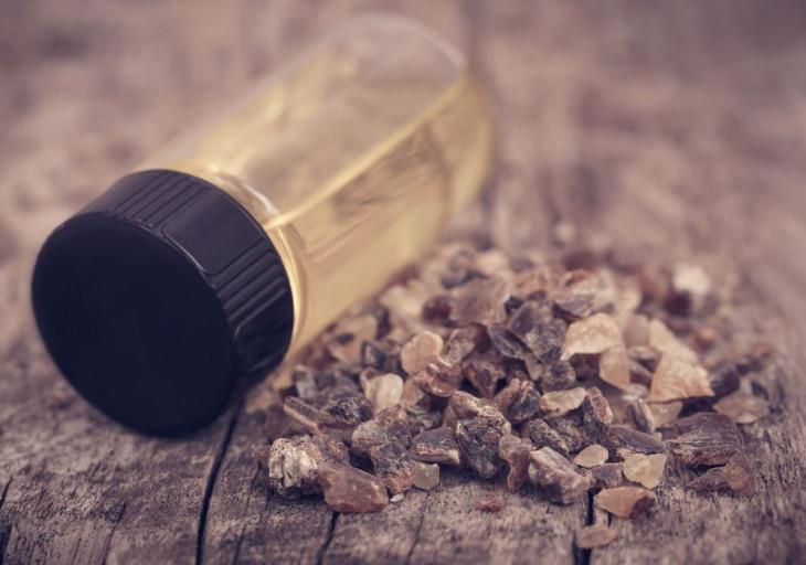 Масло мирры польза от морщин