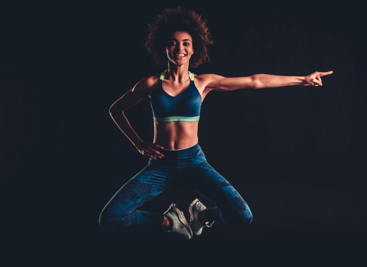 Джампинг фитнес - новые виды фитнеса