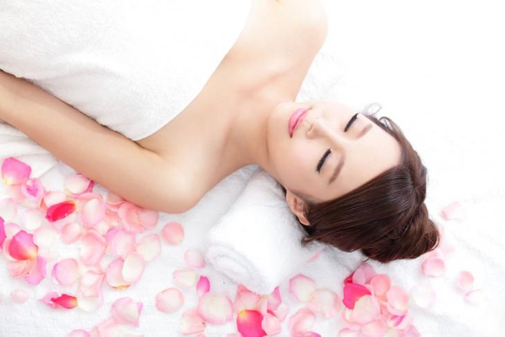 Японский массаж лица польза