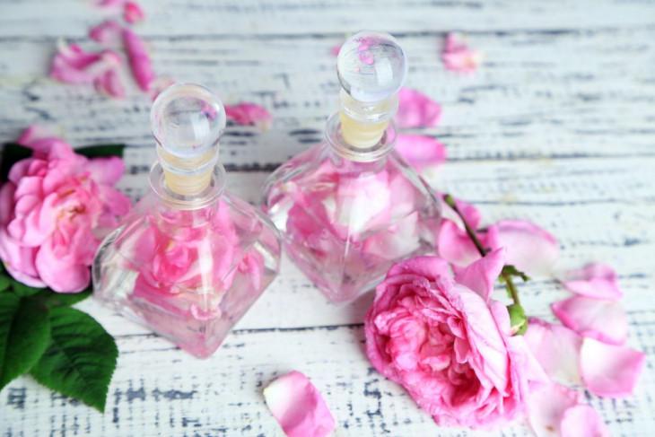 Масло розы польза для кожи