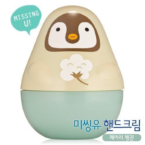 Крем для рук Etude House Missing U Hand Cream in Fairy Penguin Story