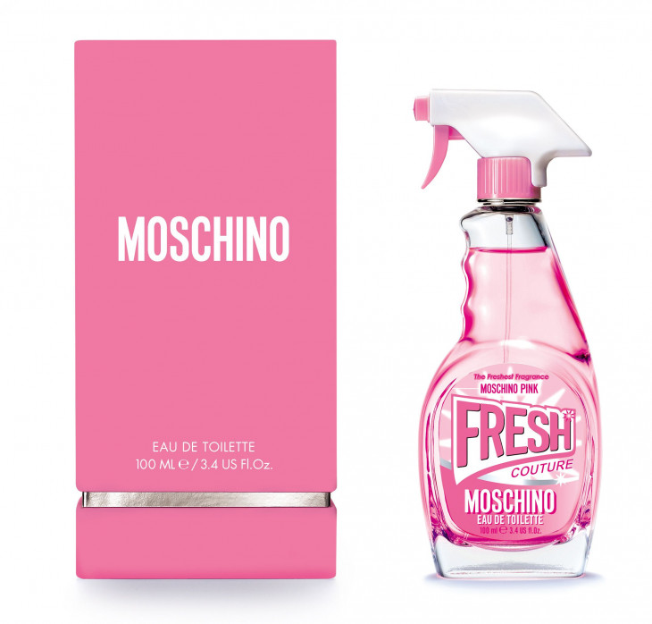 Moschino Pink Fresh Couture аромат