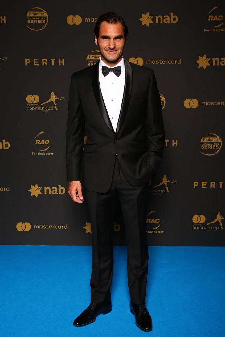Роджер федерер самый сексуальный и стильный спортсмен 2008 года
