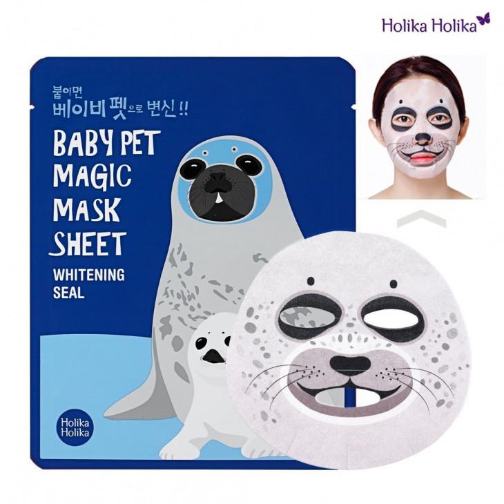 Маска для лицаHolika HolikaPet Magic Mask Sheet