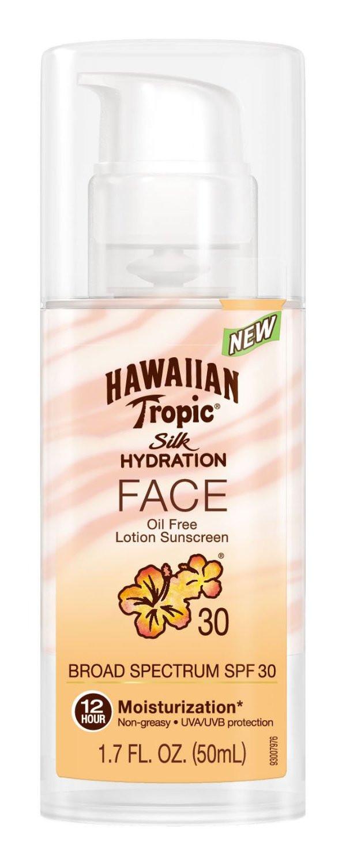 Крем для лица с SPF30 Hawaiian Tropic