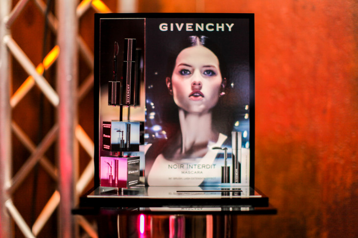 Noir Interdit Mascara Givenchy презентация