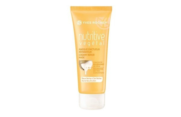 Маска для лица Yves Rocher «Nutritive Vegetal»