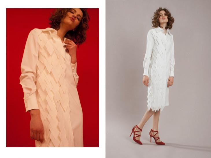 Как носить белый цвет