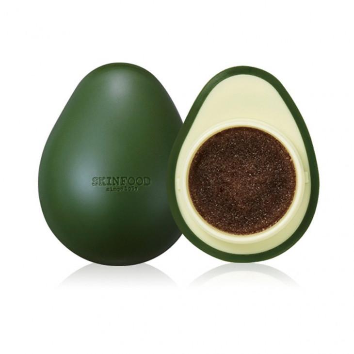 Скраб для губ SkinFood Avocado and Sugar Scrub