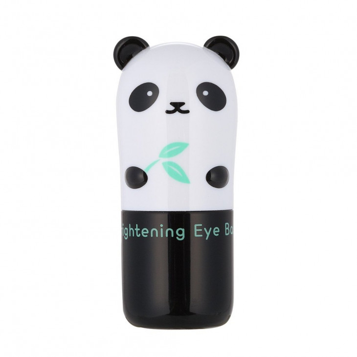 Осветляющая база для зоны вокруг глаз TonyMoly Panda's Dream Brightening Eye Base + So Cool Eye Stick