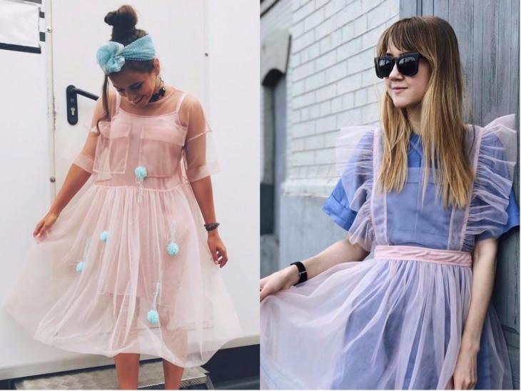 Дизайнерские платья Julia Gurskaja как носить каждый день