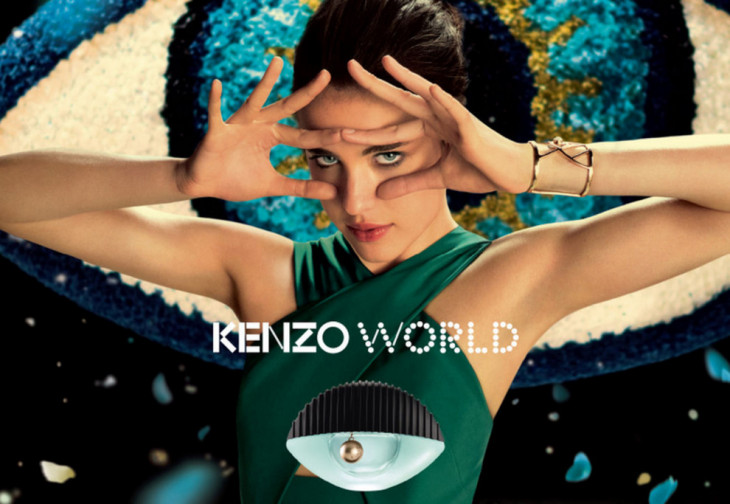 Kenzo World аромат в Украине