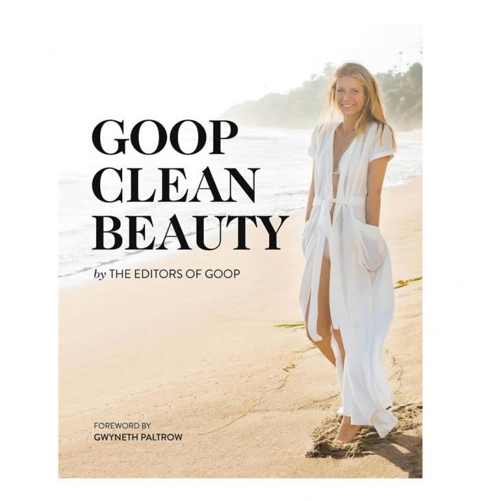 Goop Clean Beauty гвинет пэлтроу книга