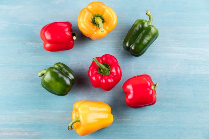 Перец - полезные летние овощи
