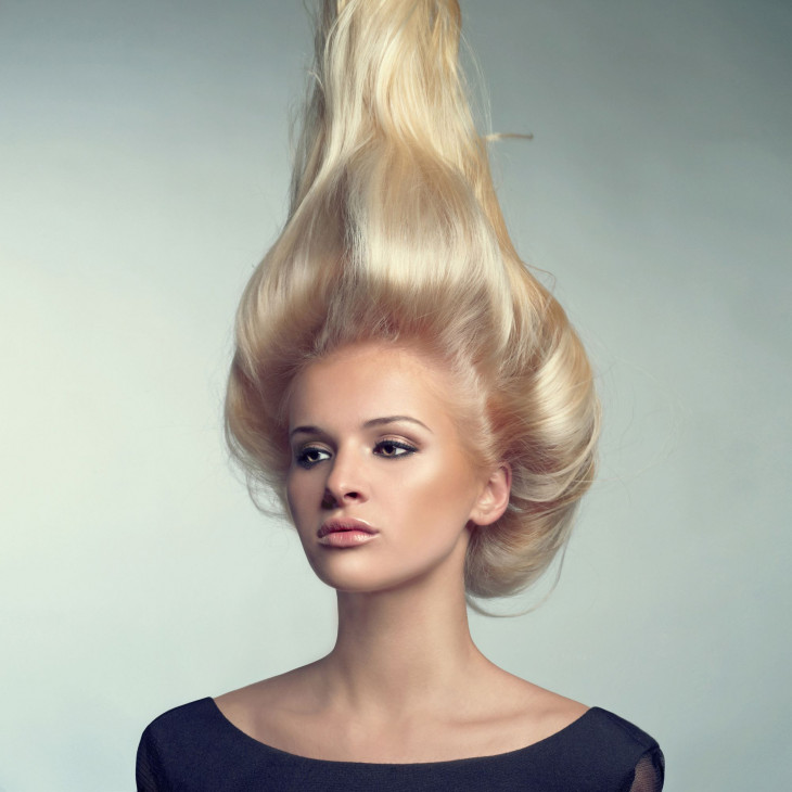 Как сделать объем волосам