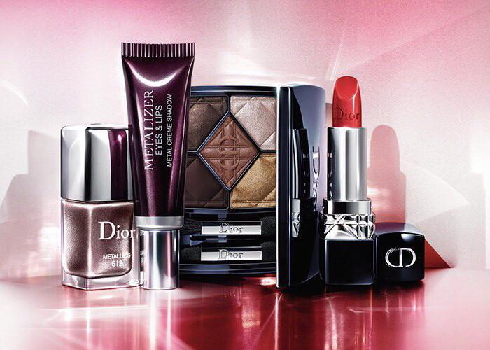 новинки косметики Dior
