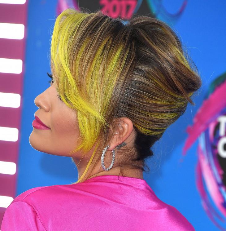 Образ дня: Рита Ора в платье Alexandre Vauthier на церемонии Teen Choice Awards 2017