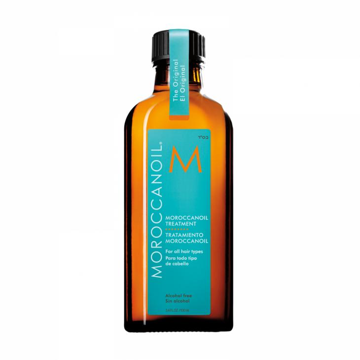 Восстанавливающее масло для волос MoroccanOil Oil Treatment For All Hair Types, 100 ml – 1162 грн