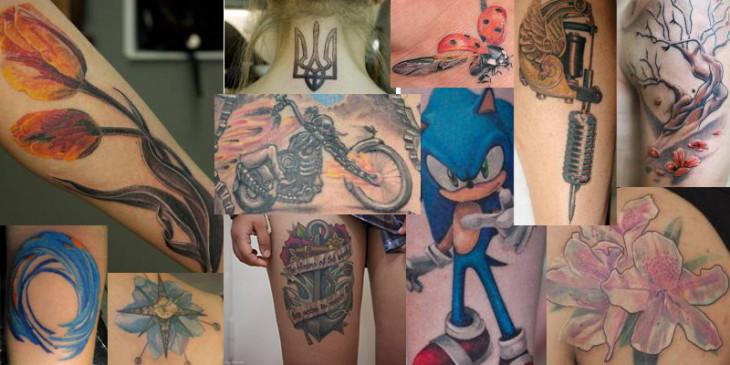 Тату Цены на татуировки в СПб Тату фото и отзывы  Тату