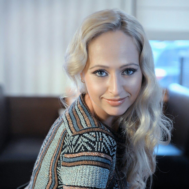Наталка Караваева стилист