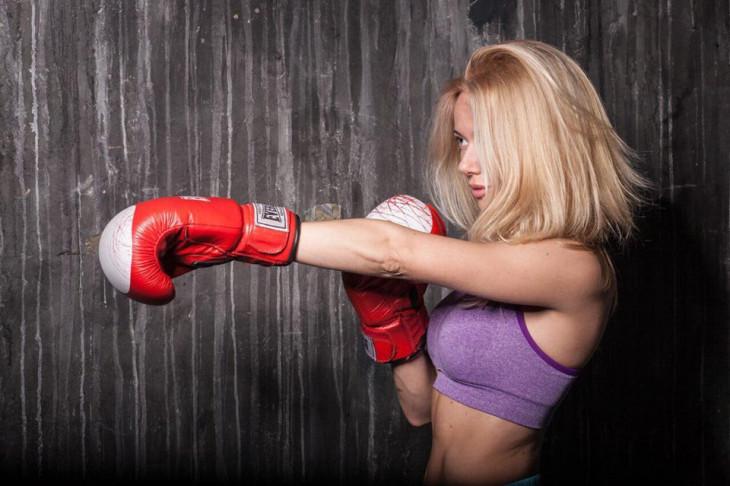 Женский бокс личный опыт