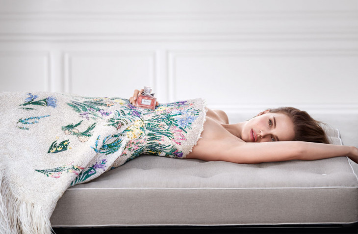 Натали Портман Miss Dior