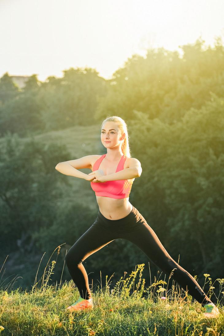 что дает йога для фигуры