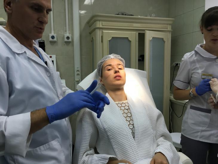 Ринопластика без операции анестезия