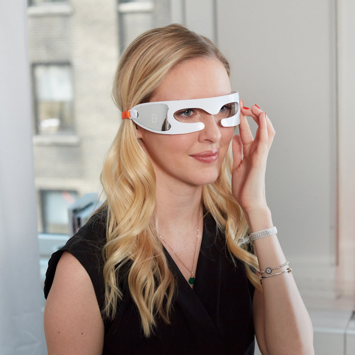 Spectra Lite Eye Care Pro очки против морщин