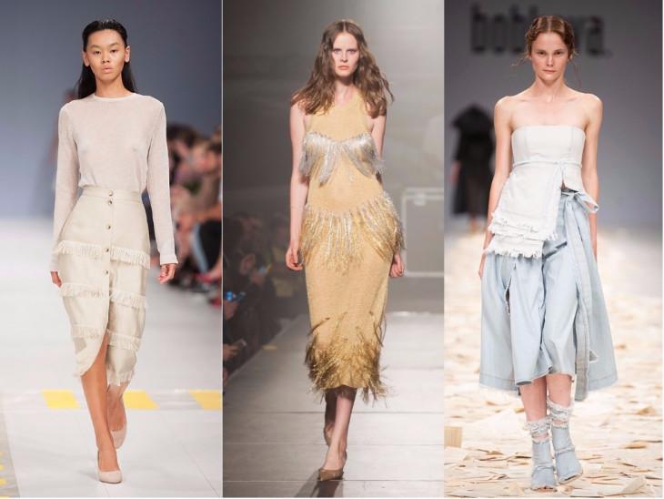 Ukrainian Fashion Week весна лето 2018