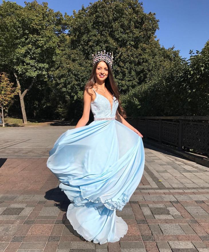 Полина Ткач конкурс красоты