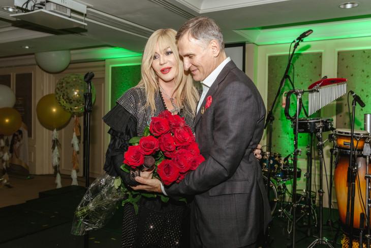 Павел Денищук и Ирина Билык