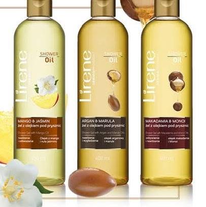 «Аргана и марула» Lirene Oils