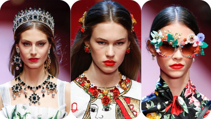 Dolce & Gabbana SS'18