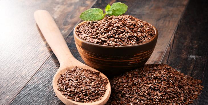 Семя льна при климаксе польза семян и льняного масла