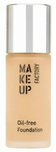 Oil Free Foundation от Make Up Factory
