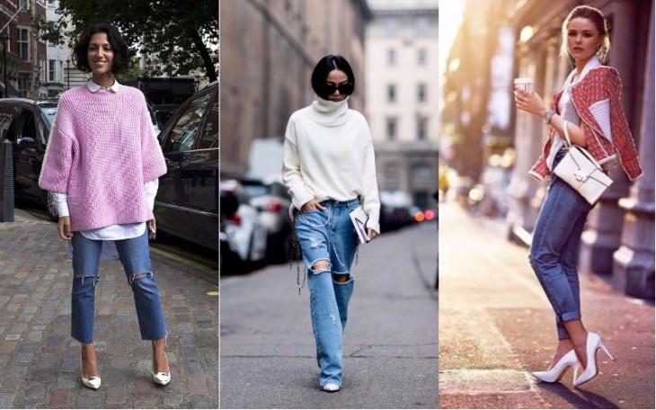 Носим стильно белую обувь стильные и яркие образы