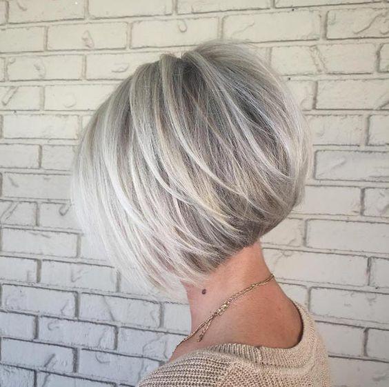 Стрижка боб на средние волосы 2018 новинки