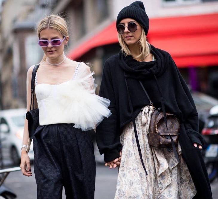 модная вязаная шапка осень 2017