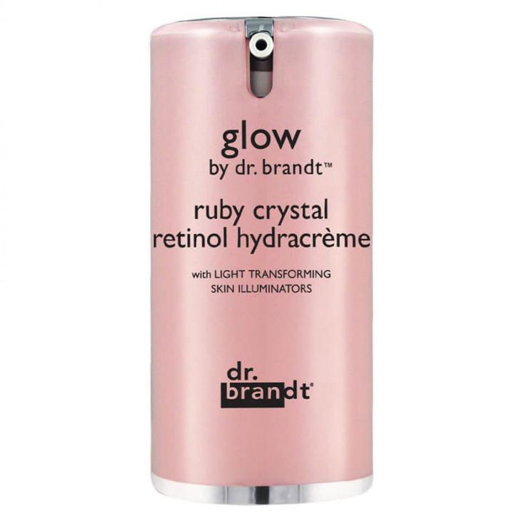 Glow Ruby Crystal Retinol Hydracreme от Dr. Brandt