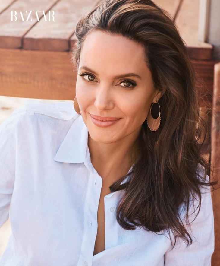Анджелина Джоли новые фото